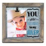 Fetco Avadon ''You Are the Mint to My Julep'' 4'' x 6'' Frame
