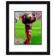 "Ohio State Buckeyes Mascot Framed 11"" x 14"" Photo"