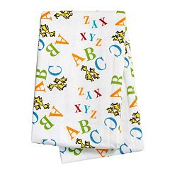 Dr. Seuss ABC Flannel Swaddle Blanket by Trend Lab