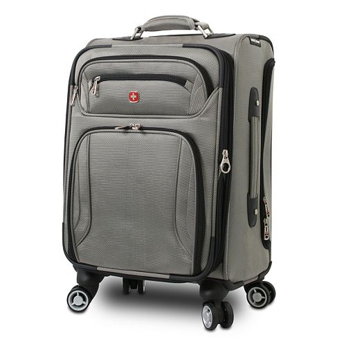 Wenger Zurich 20-Inch Spinner Carry-On