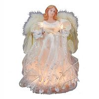 Kurt Adler 12-in. Angel Christmas Tree Topper