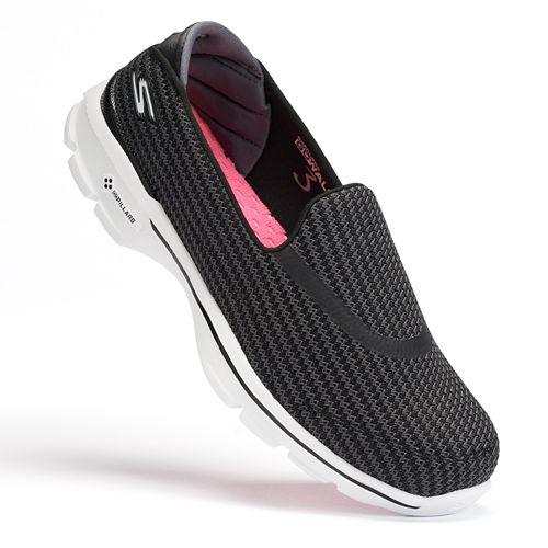 ec5b21d793 Skechers GOwalk 3 Women s Slip-On Walking Shoes