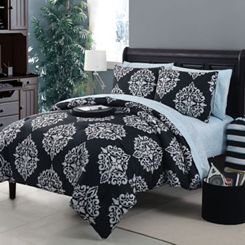 VCNY Daria Reversible Bed Set