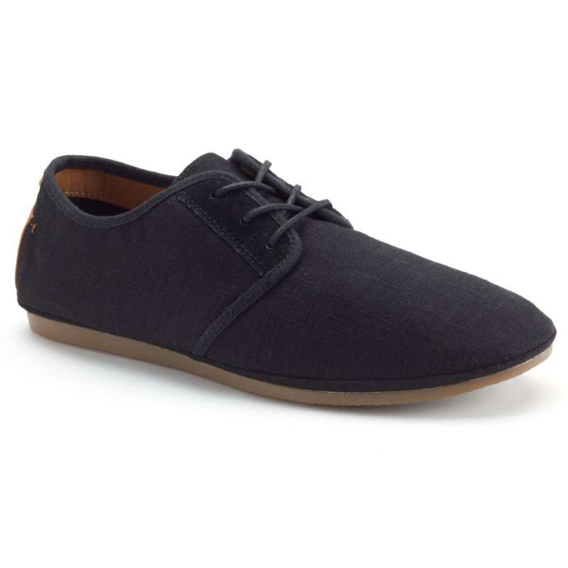 apt 9 s casual oxford shoes black