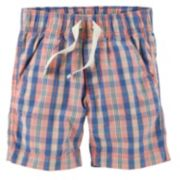 Carter's Plaid Poplin Shorts - Toddler Boy
