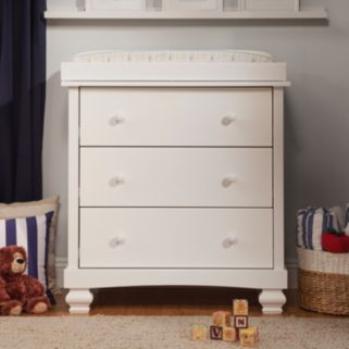 DaVinci Clover 3-Drawer Changer Dresser