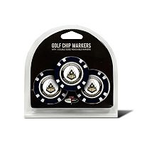 Team Golf Purdue Boilermakers 3-pack Poker Chip Ball Markers