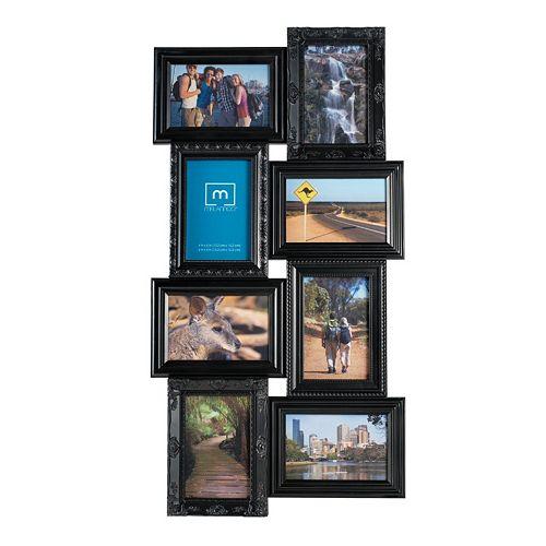 Melannco 8-Opening 4'' x 6'' Collage Frame