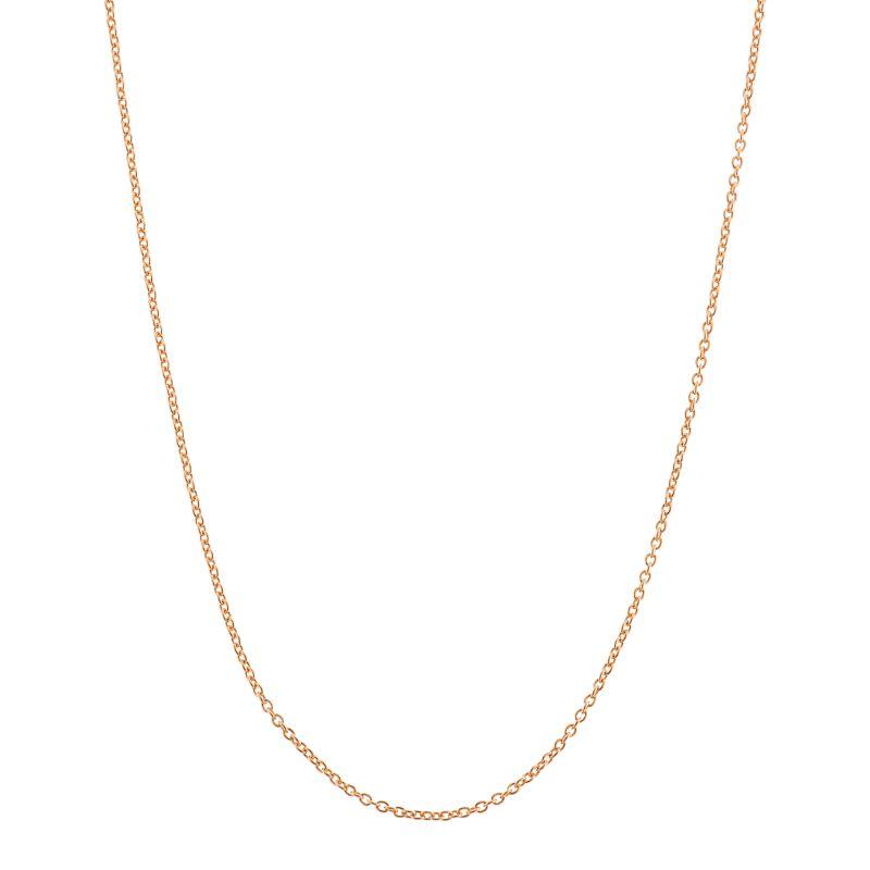 pink rose necklace kohls