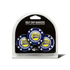 Team Golf UCLA Bruins 3-pack Poker Chip Ball Markers