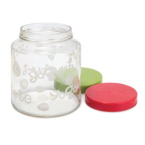 Euro Cuisine Yogurt and Greek Yogurt 2-qt. Glass Jar