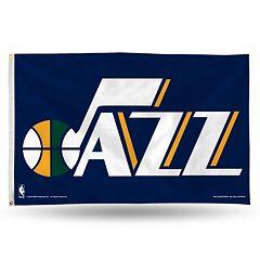 Utah Jazz Banner Flag