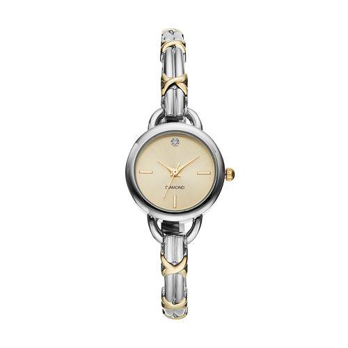 Women's Half Bangle Watch