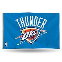 Oklahoma City Thunder Banner Flag