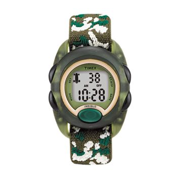 Timex Kids' Camouflage Digital Watch - T719129J