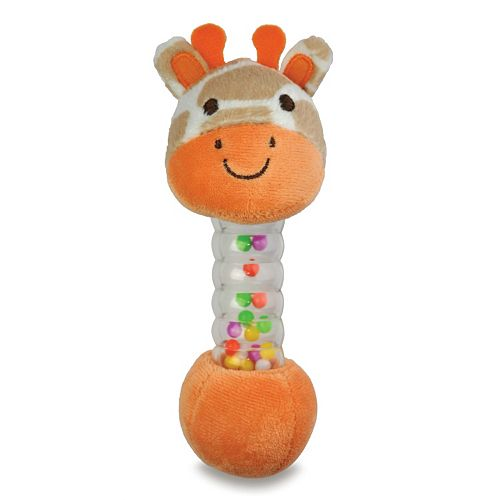 Carter's Giraffe Rainstick Rattle Toy