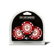 Team Golf Iowa State Cyclones 3-pack Poker Chip Ball Markers