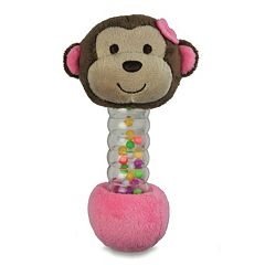 Carter's Monkey Rainstick Rattle Toy