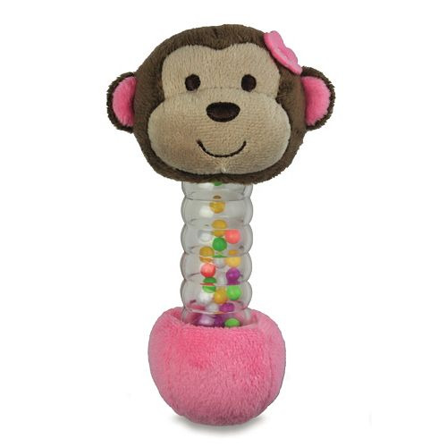 Carter's Monkey Rainstick Rattle Toy