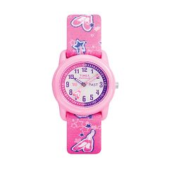 Timex Kids' Time Teacher Tutu Ballerina Watch - T7B1519J