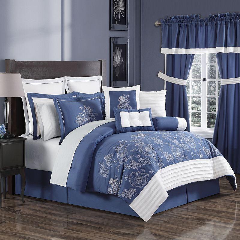 Ellie 16-pc. Bed Set - Cal. King
