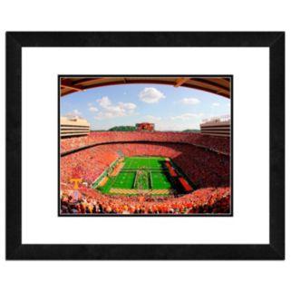 """Tennessee Volunteers Stadium Framed 11"""" x 14"""" Photo"""