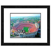 Tennessee Volunteers Stadium Framed 11