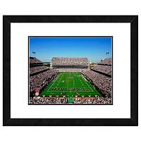 Texas A&M Aggies Stadium Framed 11