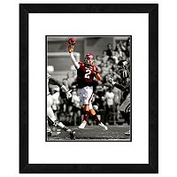 Johnny Manziel Framed 11