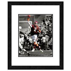 Johnny Manziel Framed 11' x 14' Photo