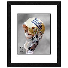 UCLA Bruins Team Helmet Framed 11' x 14' Photo