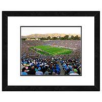UCLA Bruins Stadium Framed 11