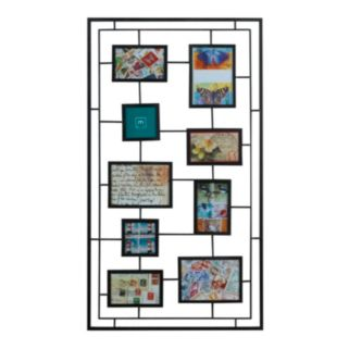 Melannco 9-Opening Geometric Collage Frame