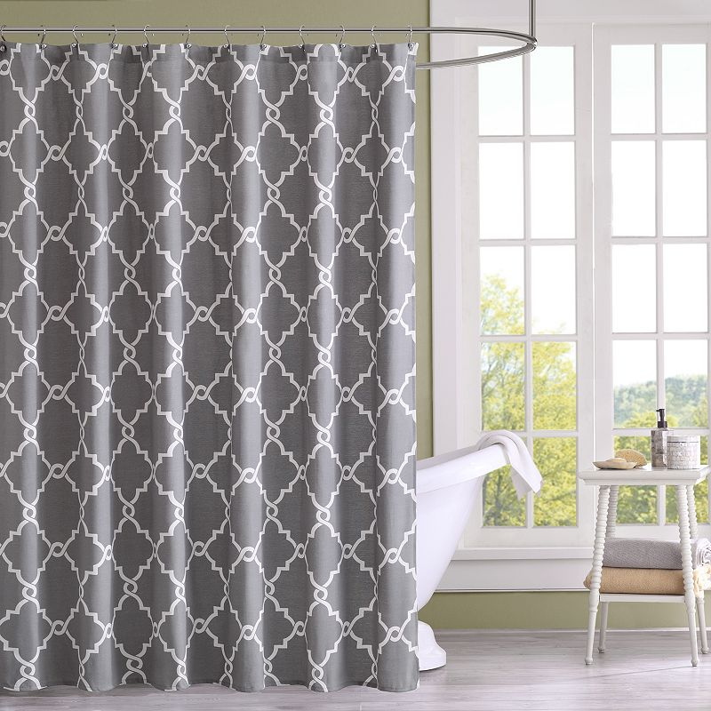 grey shower curtain kohl 39 s