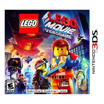 The Lego Movie Video Game for Nintendo 3DS