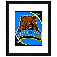 UCLA Bruins Team Logo Framed 11