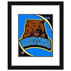 UCLA Bruins Team Logo Framed 11' x 14' Photo