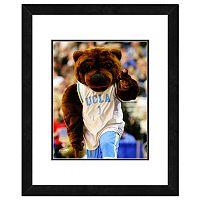 UCLA Bruins Mascot Framed 11