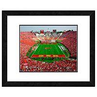 USC Trojans Stadium Framed 11