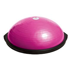 BOSU Balance Trainer Exercise Ball & DVD Set