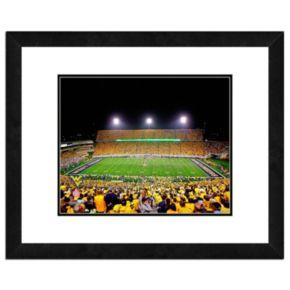 "West Virginia Mountaineers Stadium Framed 11"" x 14"" Photo"