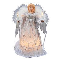 Kurt Adler 9-in. Angel Christmas Tree Topper