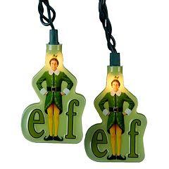 Kurt Adler Elf the Movie String Light Set - Indoor & Outdoor