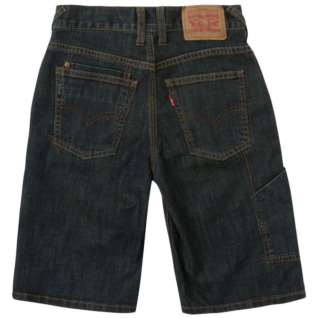 Boys 8-20 Levi's® Holster Jean Shorts