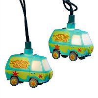 Kurt Adler Scooby-Doo Van 10-Bulb String Light Set