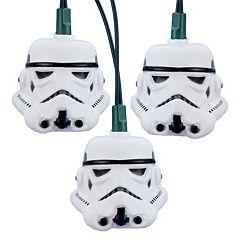 Kurt Adler Star Wars Stormtrooper String Light Set