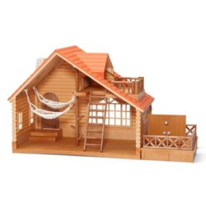 Calico Critters Lakeside Lodge Play Set