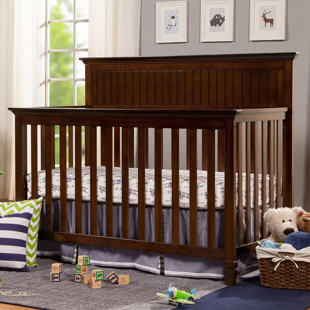 DaVinci Perse 4-in-1 Convertible Crib