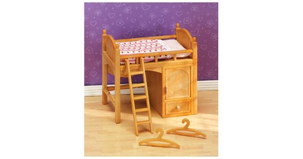 Calico Critters Sister S Loft Bed