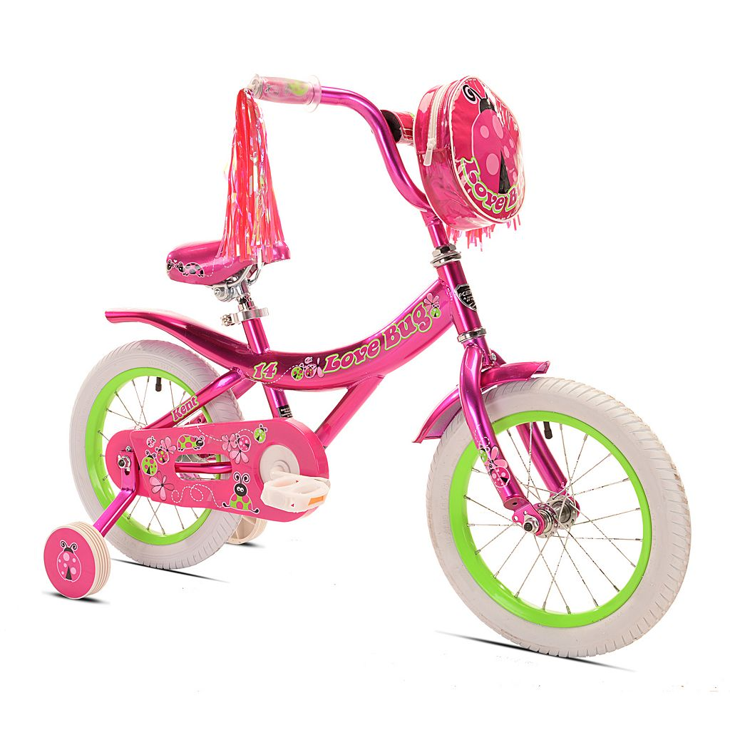 Kent 14-in. Love Bug Bike - Girls